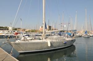 Au ponton à Martigues France